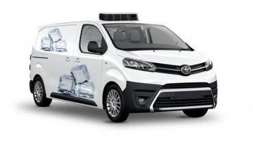Toyota Proace Medium isotermico
