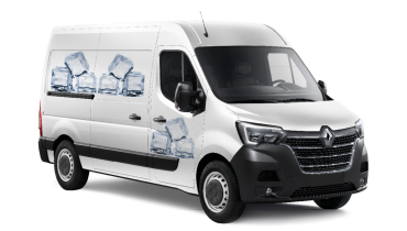 Renault Master isotermico L2H2